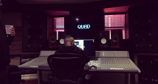 Mixing & Mastering Engineer  - MixedbyK
