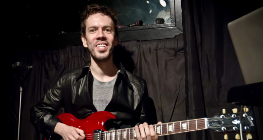 Session Guitarist - Jay Barclay