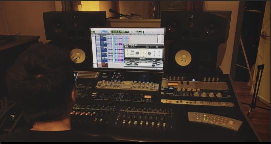 Producer, Mixer, Co-Writer - yakmanu