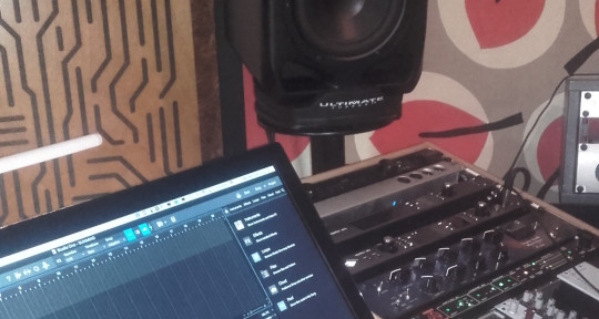 MusicProducer Mixing Mastering - Galaxic