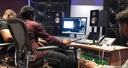 Music Producer, Songwriter - KaniBeatz