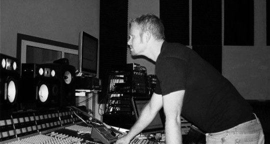 Mixing Engineer - Jerome Mason