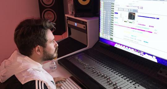 Remote Mixing - Steven Meoni
