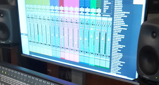 Producer, Mixing & Mastering - Pablo Mancilla