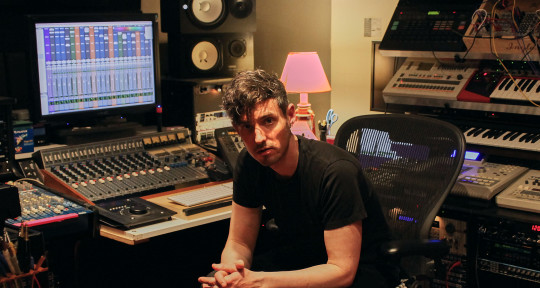 Grammy-Nominated Mixer - Joshua Valleau
