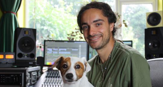 I make things sound Amazing - Ralph Stokes - Blueleaf Studio