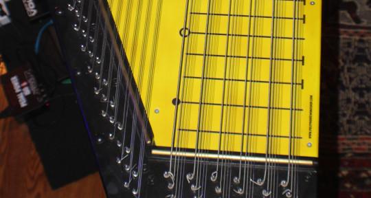 Musician - Zebulun X Barnow