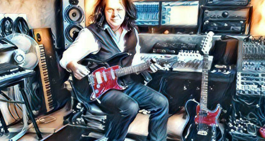 All round producer, guitarist - Willie Logan