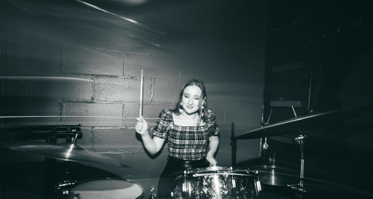 Session Drummer - Rebecca Webster