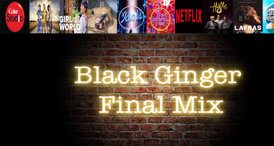 Final Mix, Sound design &Music - Black Ginger