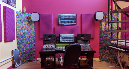 Recording Studio - Lonesome Dog Studios
