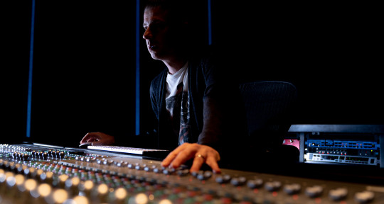 Recording, Mixing & Production - Ed Colman