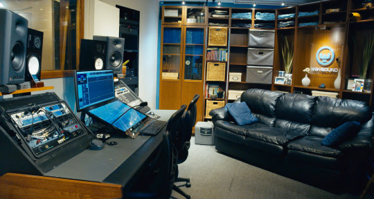 Recording Studio - Waysound Recording