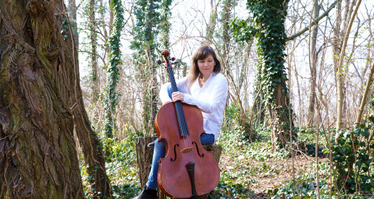 Session Cellist - Natasha Jaffe - Cello