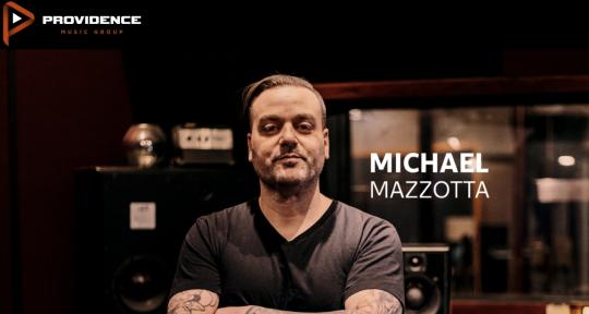 Producer/Rec/Mix/Edit/ - Michael Mazzotta