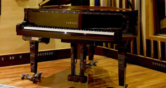 Remote AcousticPiano Recording - compact-studio