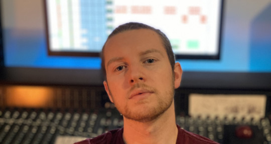 Producer/Mix Engineer - Jackson Rau