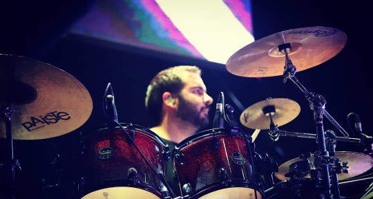 Session Drummer & producter - Jorge Aguadero