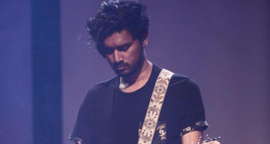 Producer/Songwriter/Guitarist - Drishtant Solomon
