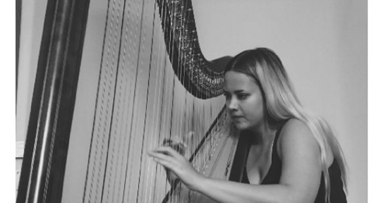 Harpist  - Harpist Iona Duncan