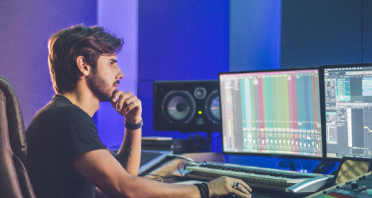 Producer, Mixing & Mastering - Domenico Messina