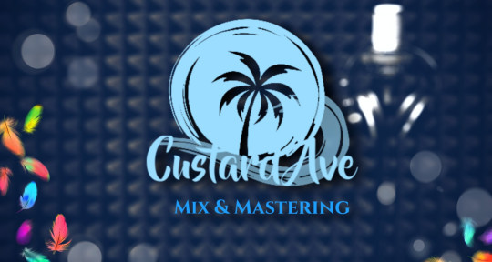Music Artist & Audio Engineer - Custard Ave Productions 🌺