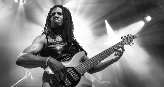 I play bass - philip Bynoe
