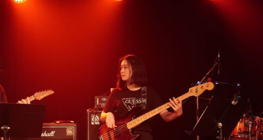 Session Bassist - Marcus Yim