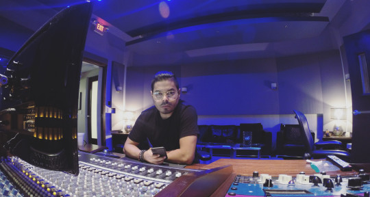 "Mix Engineer - Javier ""lakambra"" Delgado"
