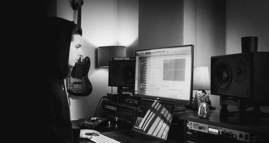 Producer, Mixing Engineer - Alex Winter