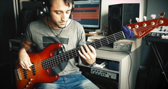 Musician & Producer  - Fidel Mulet