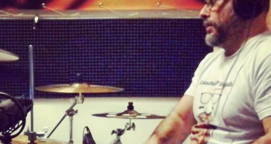 Remote Drummer - Leonardo D'Angelo