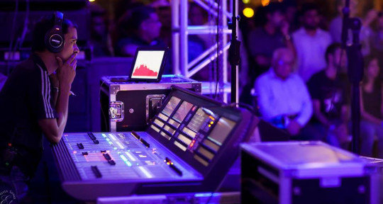 Freelance Live Sound Engineer, - Nikhil V. Pai