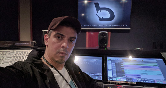 Mixing Engineer - Remote - Johnny Serra