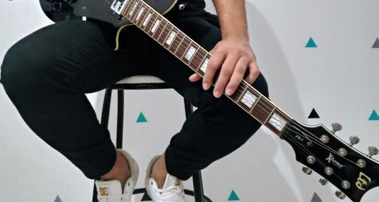 Producer • Guitarist - Nixon Silva