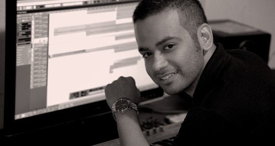 Music Producer - Ali Bakhtiar