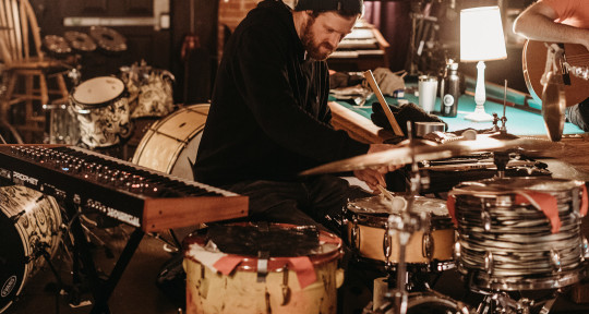 Session Drummer - Kyle Harris