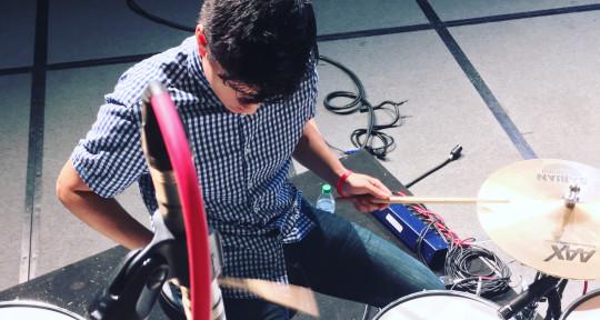 Session Drummer - David Espinosa