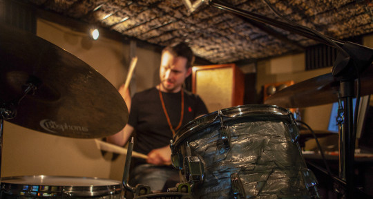 Drums/Production/Mixing - Max MacVeety