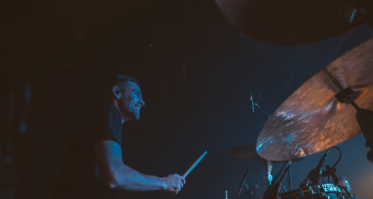 Session Musician - Drummer - Brendan Lyons