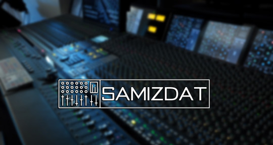 Mix engineer - samizdat prod.