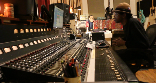 Tracking and Mixing Engineer - Lucius Fox Of The Boards