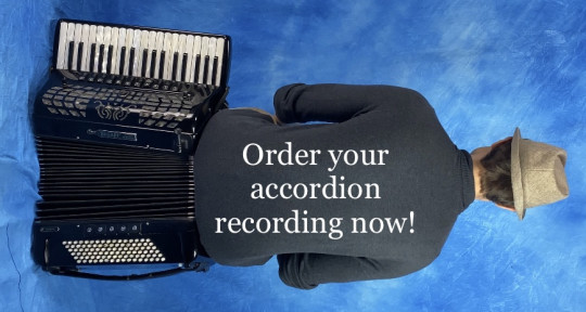Session Accordionist - Dmitry Karev