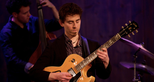 Jazz Guitarist - Scott Bramer