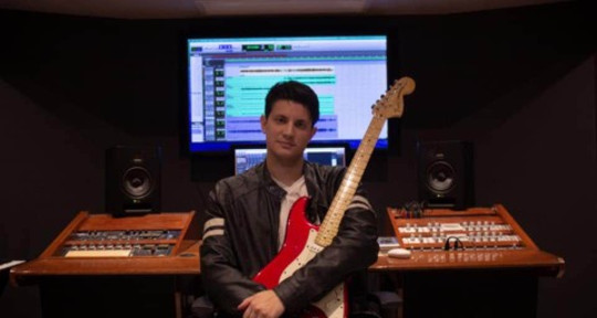 Session Guitarist, Producer - Willy De Angelis