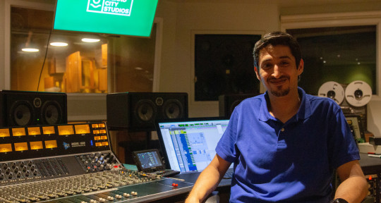 Mixing & Mastering Engineer - Ashyar Balsara