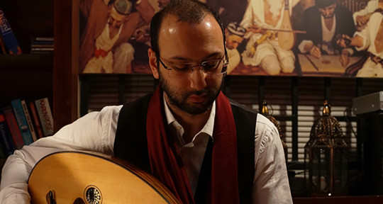 Oud Player for Live&Recording - Baha Yetkin