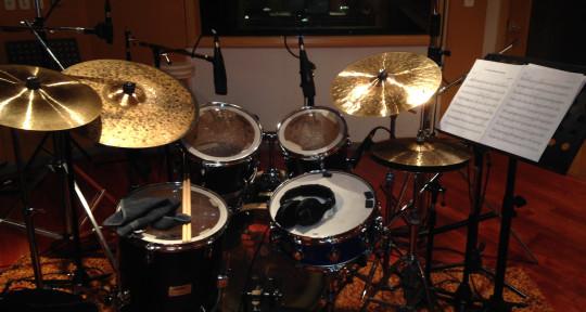Sessionist Drummer/Percussion - Antonio Trapanotto