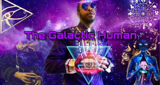 Music Artist - The Galactic Human