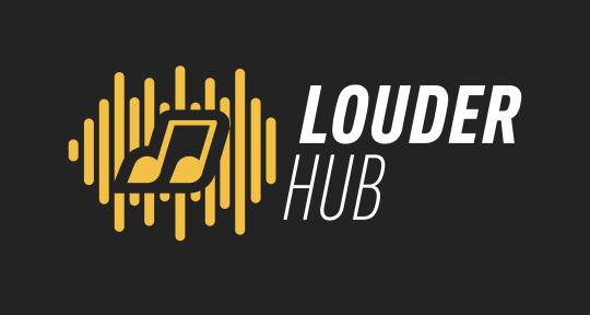 Recording Studio - Louder Hub